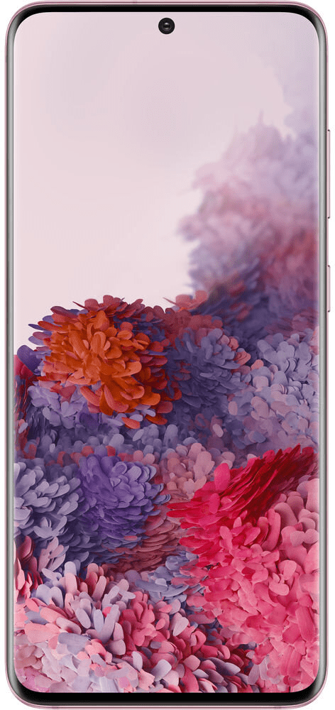 Samsung Galaxy S20, 8GB/128GB, Cloud Pink - rozbaleno