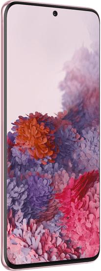 SAMSUNG Galaxy S20, 8GB/128GB, Cloud Pink