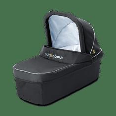 Outnabout NIPPER double korba black