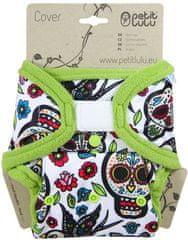 Petit Lulu pieluszka wierzchnia, meksykańska czaszka