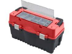PATROL kufr na nářadí FORMULA CARBO 700 RS FLEX 595x289x328mm
