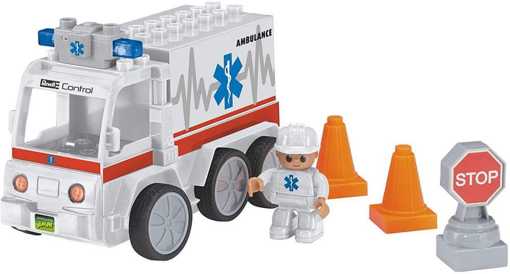 Revell Autíčko 23013 JUNIOR - Ambulance
