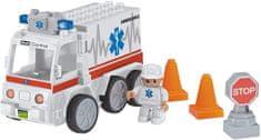 REVELL Samochód 23013 JUNIOR - Ambulans