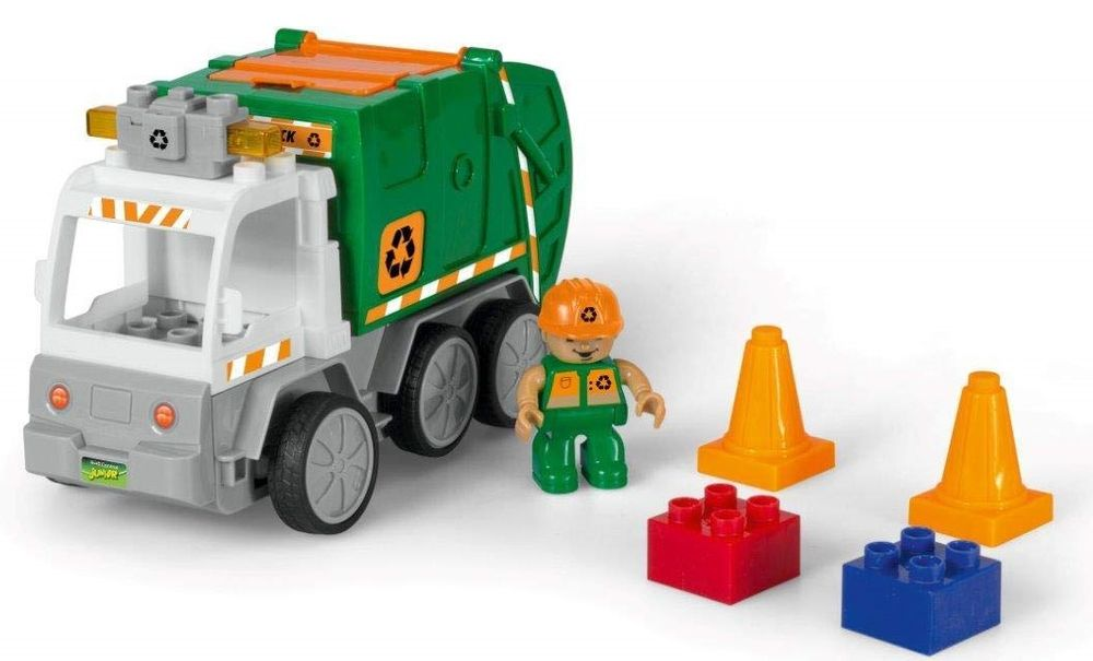 Revell Autíčko 23015 JUNIOR - Garbage Truck