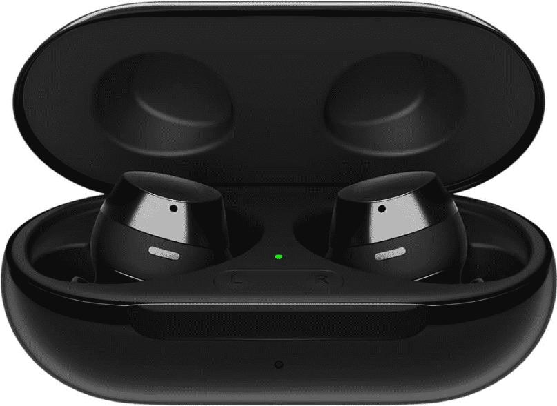Samsung Galaxy Buds plus, čierna (SM-R175NZKAEUB) bezdrôtové nabíjanie dlhá výdrž batérie
