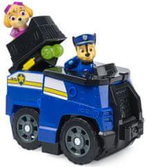 Spin Master Labková patrola dve záchranné vozidlá v jednom Chase