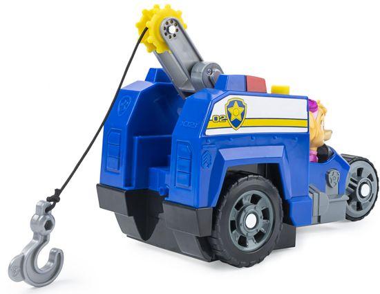 Spin Master Tlapková patrola dvě záchranná vozidla v jednom Chase