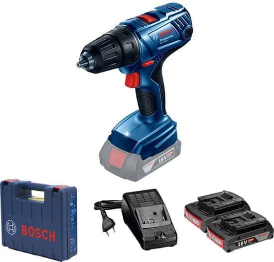 BOSCH Professional GSR 180-LI akumulatorski vrtalni vijačnik (06019F8109)