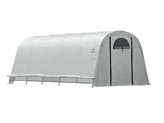 ShelterLogic fóliovník 3,7x6,1 m - 41 mm - 70592EU