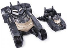 Spin Master Batman Batmobil a batloď pre figúrky 10 cm
