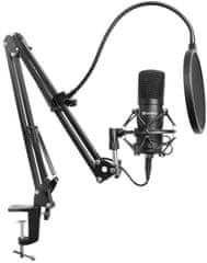 Sandberg Streamer USB Mikrofon Kit (126-07)