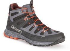 Aku moški treking čevlji Selvetica GTX Mid (672219), 45, črni