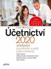 Jitka Mrkosová: Účetnictví 2020, učebnice pro SŠ a VOŠ - Učebnice pro střední a vyšší odborné školy