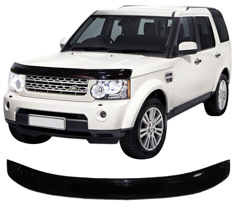 SCOUTT Deflektor přední kapoty Land Rover Discovery 4 2010 -