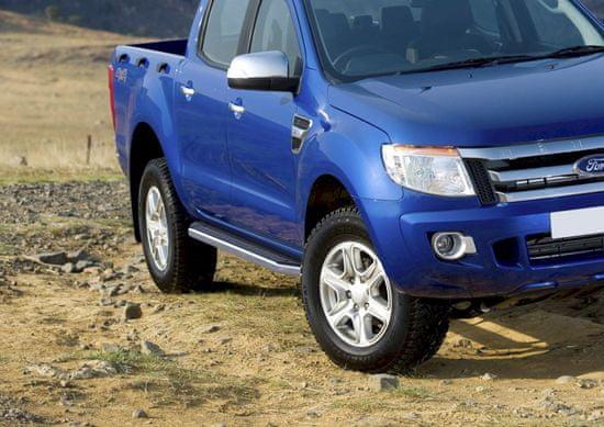 Rival Premium Oldalfellépők – TÜV tanúsítvány Ford Ranger 2012- magasabb