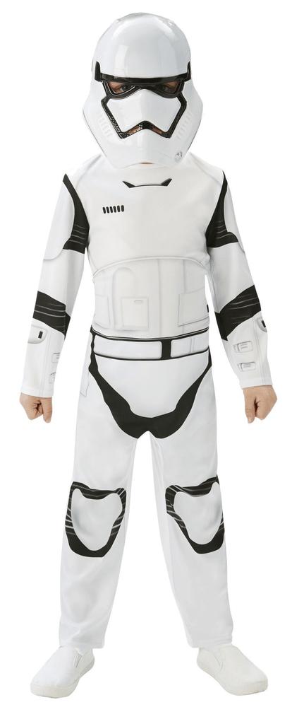 Dětský kostým STORMTROOPER - STAR WARS - kluk - vel.(M) 5-6 let