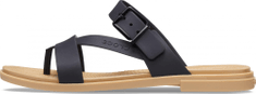 Crocs dámské žabky Tulum Toe Post Sandal W (206108-00W) 36/37 černá