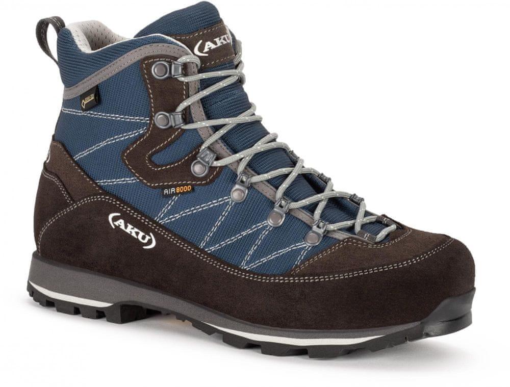 Aku pánská treková obuv Trekker Lite III GTX (977369) 42 modrá