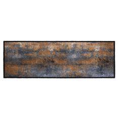 FLOMA Vnitřní čistící pratelná vstupní rohož Prestige Rust - délka 50 cm a šířka 150 cm