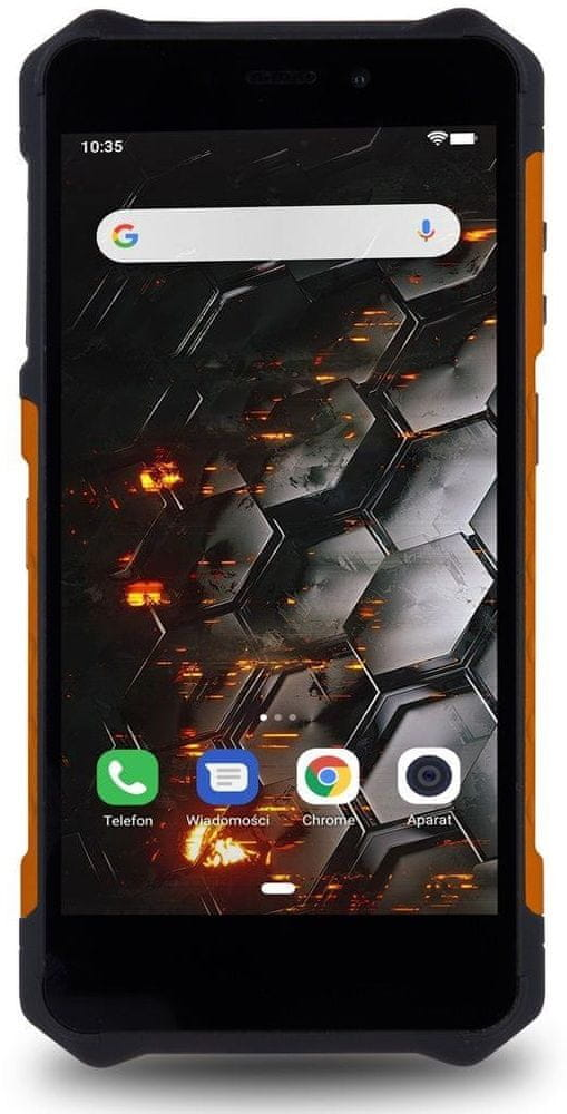 myPhone Hammer Iron 3, 1GB/16GB, Orange