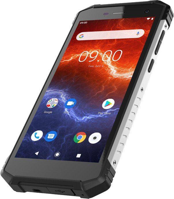 myPhone Hammer Energy 2, 3GB/32GB, Black - zánovní