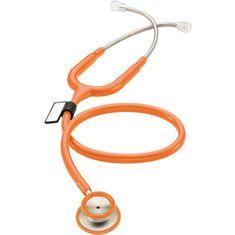 MDF 777 MD ONE Stetoskop pre internú medicínu, oranžová (MDF27)