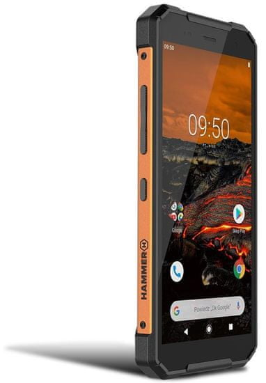 myPhone Hammer Explorer, 3GB/32GB, Orange