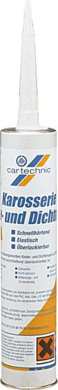 CARTECHNIC Karosársky tmel čierny 310 ml - Cartechnic