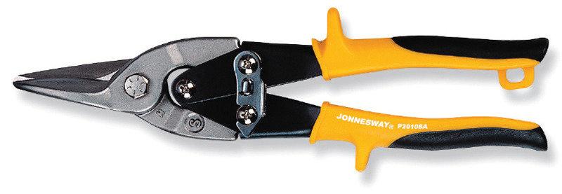 Jonnesway Nůžky na plech rovné, převodové 250 mm - JONNESWAY P2010SA