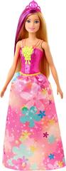 Mattel Barbie Kouzelná princezna růžová