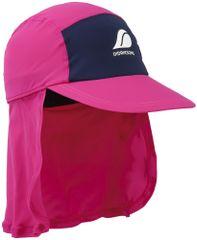 Didriksons1913 dekliška kapa s šiltom D1913 CURL, 48 - 50, roza