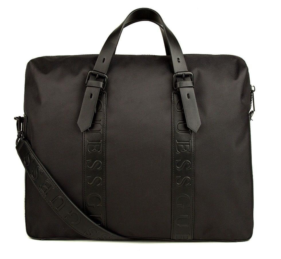 Guess pánská taška HMDNNY P0213 černá