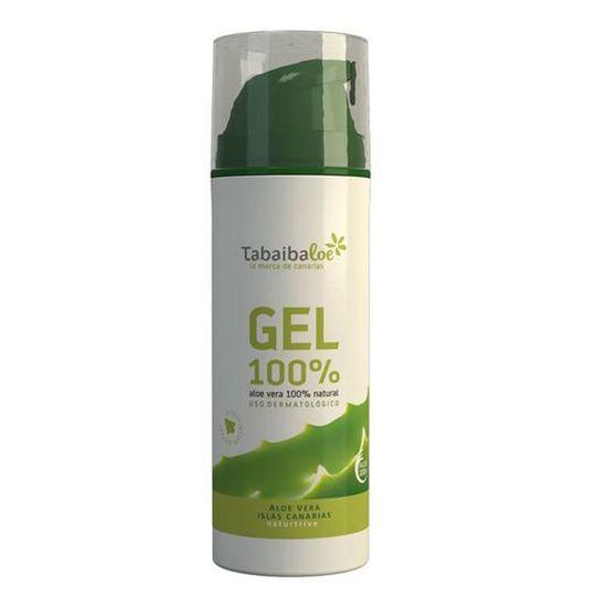 Tabaibaloe vlažilni gel 100% Aloe Vera, 150 ml
