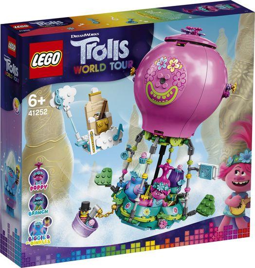 LEGO Trolls 41252 Polet z letali in baloni
