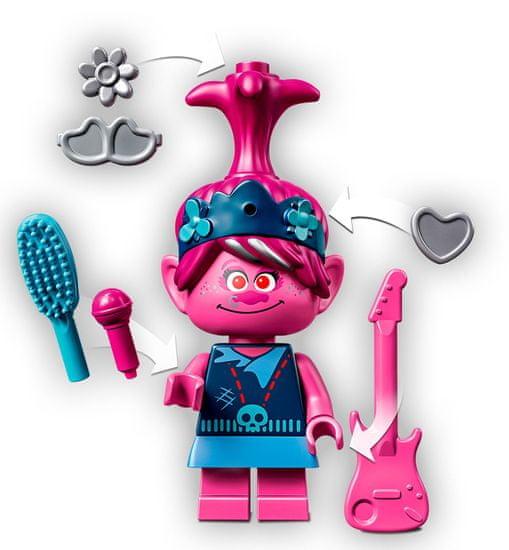LEGO Trolls 41254 Trolle i koncert rockowy
