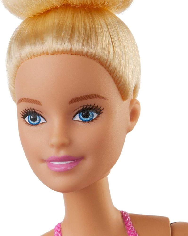 Mattel Barbie Balerína růžová