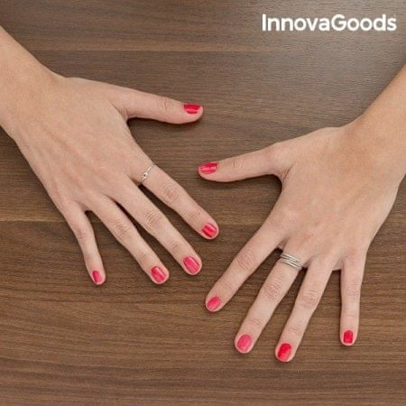 InnovaGoods LED UV lučka za nohte, profesionalna
