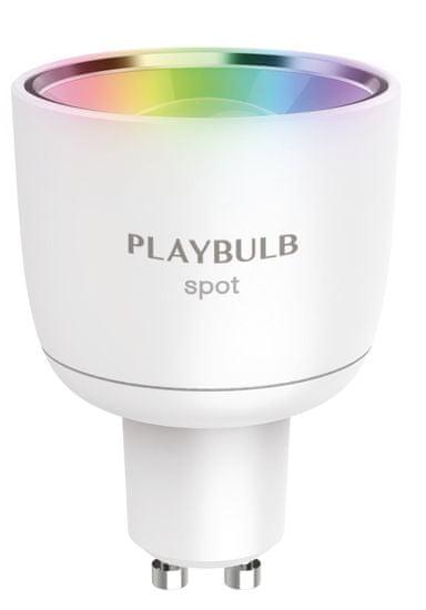 MiPOW Playbulb Spot chytrá LED Bluetooth žárovka - balení 3 ks