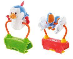 Trudi Plišana otroška igračka z zvoki - Ptica