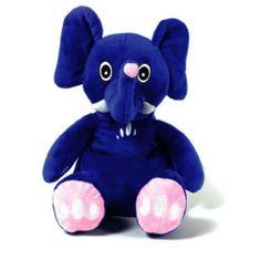 KiNECARE VM-HP23 Thermophore pluszowe zwierzę - słoń, 30 x 21 cm