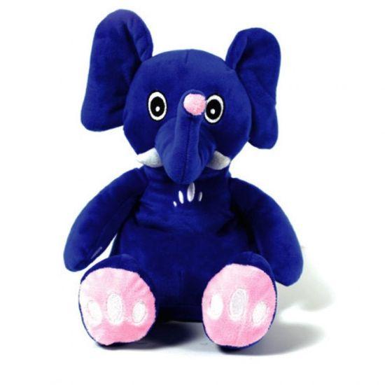 KiNECARE VM-HP23 Termofor plyšové zvieratko - slon, 30 x 21 cm