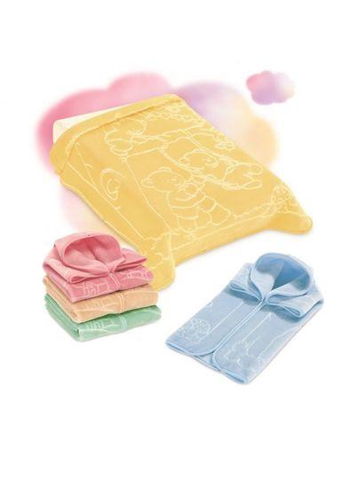 Belpla Baby Perla vak Maxi 517, 80x90, béžová