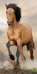 Jerry Fabrics Konj brisača, rjava
