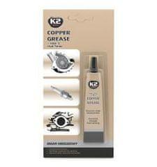K2 K2 COPPER GREASE 20 ml - medené mazivo pre tepelné namáhané spoje