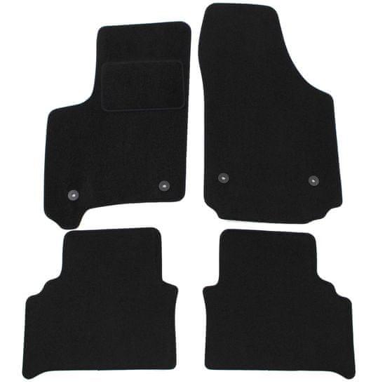 J&J Automotive Textilszőnyegek Opel Meriva A 2003-2011 4db