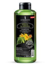Kozmetika Afrodita šampon za lase, breza & arnika, 1000 ml