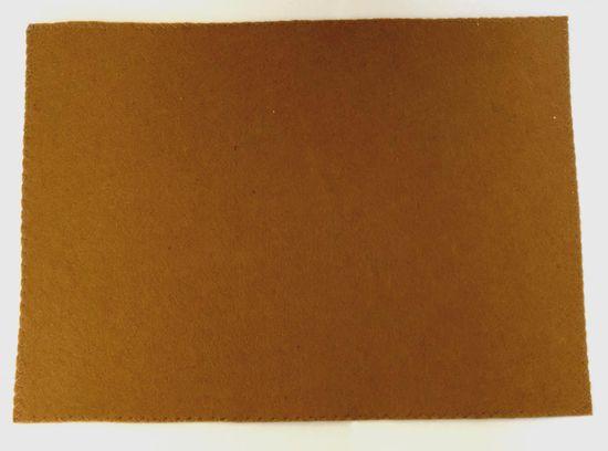 DUE ESSE Korkové prostírání 29×40 cm, světle hnědá