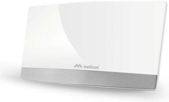 Meliconi AT 55 WHITE, televízna izbová anténa - použité