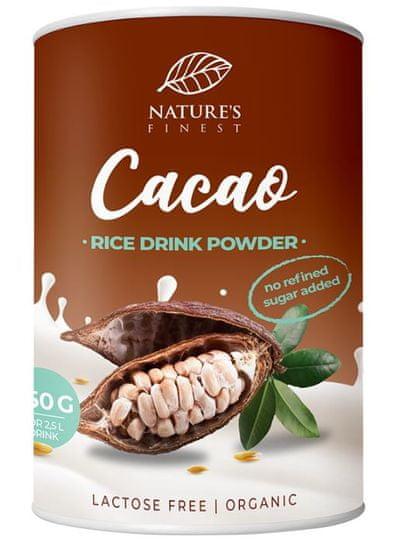 Nature's finest Bio Rice drink powder-Cacao