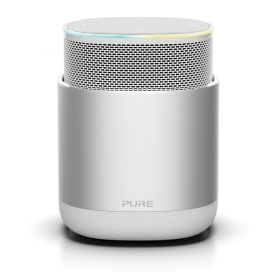 Pure DiscovR prenosni pametni zvočnik